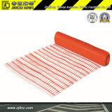 Réflectif barrière de sécurité de construction en plastique orange Net (CC-BR-07026)