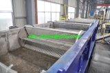 Pellicola residua di agricoltura che ricicla riga di lavaggio