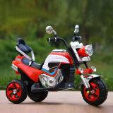 Motocicleta da bateria das crianças do modelo novo com 3 rodas