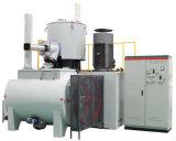 Mezclador de alta velocidad de SRL-W Horizental para la maquinaria plástica de la protuberancia