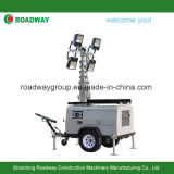 Mât hydraulique Outdoor LED Light Tower