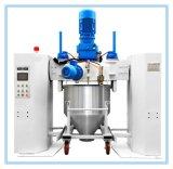 mezclador del mezclador de la capa del polvo del mezclador del envase 150L