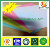 60g sin recubrimiento en color Papel bond