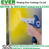 Alti rivestimenti della polvere di tasso dello spruzzo elettrostatico/vernici ripresi della polvere