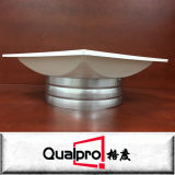 rundes/quadratisches Gitter AR6312 der Aluminiumluft