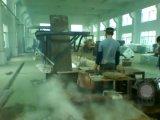 熱いすくいの電流を通す生産ライン