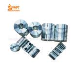 ステンレス鋼の螺線形のビーム適用範囲が広い軸継手