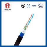 Высокоскоростной кабель LAN сети FTP CAT6 медный CCA