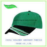 Chapeau promotionnel de 6 panneaux de mode