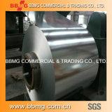 Dx51d、PPGI、PPGL、熱いSGCC、ASTM653または浸る冷間圧延された波形の屋根ふきの金属板の建築材料の熱い電流を通されたまたはGalvalumeの鋼鉄コイル
