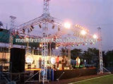 При отклонении от нормы на открытом воздухе этапе шаровой кран освещение DJ концерт Площадь опорной