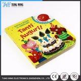 Lève-abs coloré de jouets éducatifs des enfants des livres de musique audio