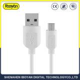 1m 길이 이동 전화를 위한 마이크로 비용을 부과 USB 데이터 케이블