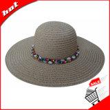 جميلة زيّنت قبعة [فلوبّي] قبعة
