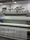 Máquina de tecelagem médica da gaze da maquinaria de matéria têxtil com rolo enorme
