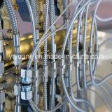 Máquina expulsando do parafuso dobro para a linha de revestimento do pó