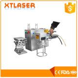 주문을 받아서 만들어진 20W 30W 50W는 선물 금속 꼬리표 섬유 Laser 표하기 기계를 그린다