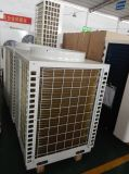 Calentador de agua de alta temperatura de la pompa de calor, pompa de calor de la fuente de aire