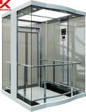 Приветствовал Sightseeing лифт с нержавеющей сталью