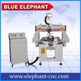 Os fabricantes de roteadores CNC 4 Axis pequena máquina Fresadora CNC