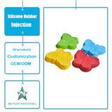 Produtos personalizados de silicone Produtos alimentícios de alta temperatura Resistência utensílios de cozinha ferramentas de cozimento