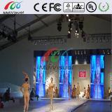 Display LED in vetro per la pubblicità interna ed esterna