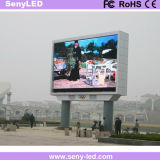 Al aire libre Hot-Sell SMD LED fijo P10 en la cartelera con buena calidad y precio bajo