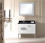 Глянцевый белый новой классической ванной комнаты зеркала в противосолнечном козырьке