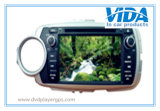 Dos DIN coche DVD para Toyota Yaris 2012 con DVD Auto GPS