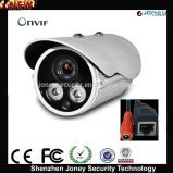 IP Camera 720p CMOS Onvif Camera Waterproof IRL Bullet van de veiligheid Cam (jyr-6081pc-1.0MP)
