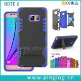 Примечание 7/6 галактики Samsung аргументы за телефона зажима пояса кобуры