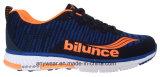 Flyknit sportif tissé folâtre les espadrilles de chaussures (816-9927)