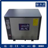 Extramely- 25 c Inverno Sala de aquecimento Alto Cop4.65 220V/10kw Evi Tech. Glicol geotérmica/ Salmoura água fonte de aterramento pequena bomba de calor