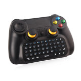 キーボードおよびタッチパッドが付いている1つの人間の特徴をもつコントローラに付き3つ