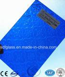 Стекло голубой флоры сделанное по образцу с Ce, ISO (3-8mm)
