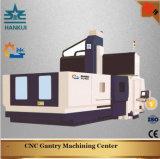 Gmc1210 CNC metal trabajo doble columna máquina de CNC pórtico