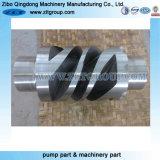 Precisie CNC die Schroef voor Machines machinaal bewerken