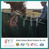 Barreiras da inundação da fonte Mil3 da fábrica/bastião de mil. 1 Hesco barreira de Hesco
