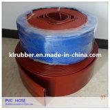Tuyau de PVC Layflat d'irrigation de ferme