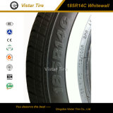 HandelsLight Truck Tire mit Whitewall (185R14, 195R14, 225/70R15C)