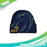 Смешной шлем зимы способа детей связанный Beanie реверзибельный (064)