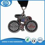 درّاجة شكل زنك سبيكة معلنة وسام لأنّ درّاجة منافسة