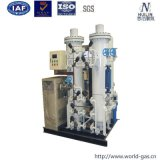 Generatore dell'ossigeno di elevata purezza per il taglio d'acciaio