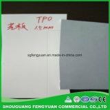 FM anerkannte PVC/Tpo hitzebeständige imprägnierndach-Membrane