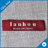 De Stof van de Markeringen en van de Etiketten van kleren voor de Toebehoren van de Kleding