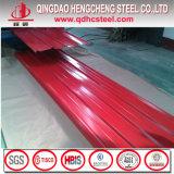 China el primer Prepainted Hoja de techado de galvanizado