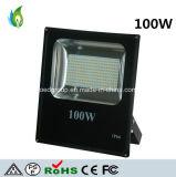 prova da água de 100W IP66 fora da luz de inundação do diodo emissor de luz