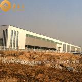 Taller certificado CE de la estructura de acero de la calidad (SS-366)
