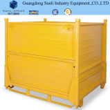 Новые 1.2mx Q235B1m 750 кг стеллаж для тяжелого режима работы стальной поддон коробки