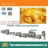 Chaîne de production fraîche complètement automatique de vente chaude de pommes chips d'état neuf